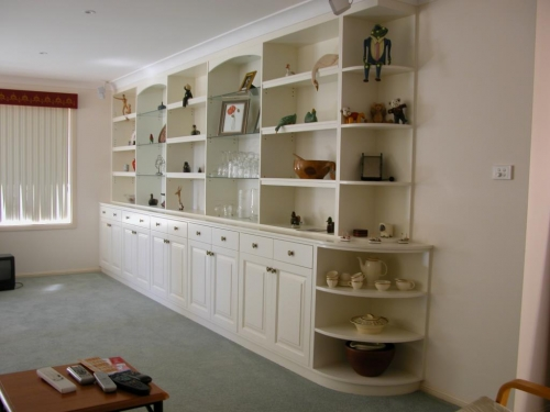 Francis Furniture - Wall Units - Timber furniture, Port Macquarie ...