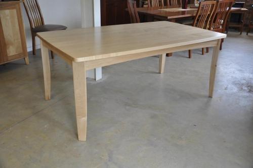 Trek Dining Table In Rock Maple