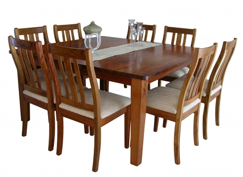 Francis Furniture Tables Rectangular Square Timber Furniture