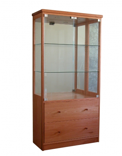 Francis Furniture Display Cabinets Timber Furniture