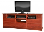 EU 80 - All our Entertainment Units can be customized in size to suit your individual room. They can be made with a variety of solid timbers including Tasmanian Blackwood, Blue Gum, Tasmanian Oak, Jarrah, Blackbutt and many more. Give us a call with your requirements for an obligation free quote.
