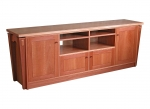 EU 65 - Metropolis - All our Entertainment Units can be customized in size to suit your individual room. They can be made with a variety of solid timbers including Tasmanian Blackwood, Blue Gum, Tasmanian Oak, Jarrah, Blackbutt and many more. Give us a call with your requirements for an obligation free quote.