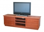 EU 93 - All our Entertainment Units can be customized in size to suit your individual room. They can be made with a variety of solid timbers including Tasmanian Blackwood, Blue Gum, Tasmanian Oak, Jarrah, Blackbutt and many more. Give us a call with your requirements for an obligation free quote.