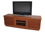 EU 100 - All our Entertainment Units can be customized in size to suit your individual room. They can be made with a variety of solid timbers including Tasmanian Blackwood, Blue Gum, Tasmanian Oak, Jarrah, Blackbutt and many more. Give us a call with your requirements for an obligation free quote.