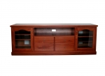 EU 82 - All our Entertainment Units can be customized in size to suit your individual room. They can be made with a variety of solid timbers including Tasmanian Blackwood, Blue Gum, Tasmanian Oak, Jarrah, Blackbutt and many more. Give us a call with your requirements for an obligation free quote.